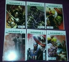 Ultimate Avengers 3, #1-6 Complete  Run Set Millar Collection Marvel Vf