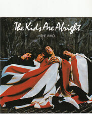 The Kids Are Alright-1979-Original Movie Soundtrack-17 Track-CD