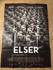 Filmposter * Kinoplakat * A0 * Elser * 2015 * Regie: Oliver Hirschbiegel