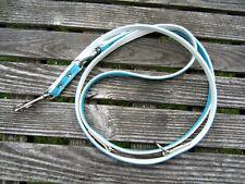 Hunter Smart verstellbare Hundeleine hellblau 110 cm Neu ohne Etikett Hund Leine
