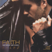 George Michael - Faith (CD)  NEW/SEALED  SPEEDYPOST