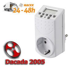 Temporizador eléctrico digital 16A 220V Programador  Envio España 24-48h
