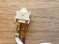 GENUINE DISHLEX WESTINGHOUSE ELECTROLUX DISHWASHER ON//OFF SWITCH # 0609400031