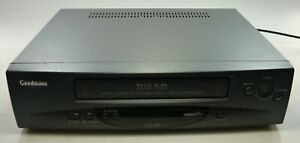 Goodmans VN9600B VHS VCR Black (Incomplete) - Faulty / Spares / Repairs