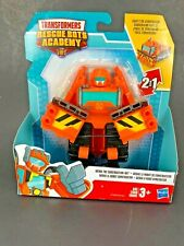 *NEW* Playskool Heroes Transformers Rescue Bots Wedge the Construction-Bot