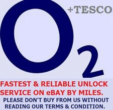 UNLOCK Service for iPhone X O2 UK Tesco UK & Giffgaff UK. VERY FAST UNLOCK