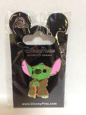 - Brand New - Disney Hp133 Stitch - Yoda - Collectible Pin