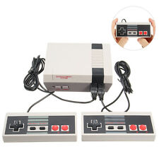 assic Retro TV Game Console NES 8Bit Classic 620 Built-in Games 2 Controller