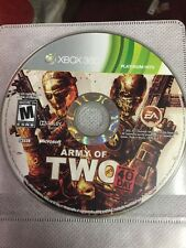 Army of Two: The 40th Day XBOX 360 Disc Only No Case No Manual