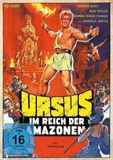 URSUS-IM REICH DER AMAZONEN - ROD TAYLOR,ED FURY,DORIAN DAY   DVD NEU