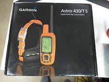 Garmin Astro 430 and T5 Collar Bundle Premium Dog Tracking 010-0163