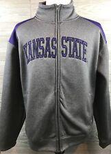 Kansas State Wildcats Campus Drive Zip-up Jacket - KState - Size M