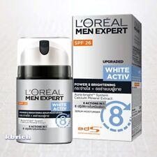 50 ML.L'oreal Men Expert White Activ SPF26 Power Bright Serum Cream Moisturiser