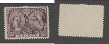 Used Canada 10 cent Queen Victoria Diamond Jubilee Stamp #57 (Lot #17932)
