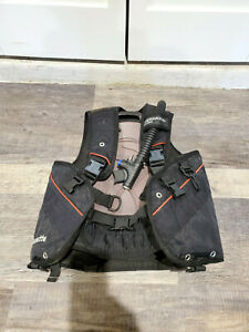 Sherwood Silhouette BCD, Small, Scuba Diving Buoyancy Compensator