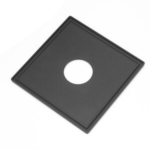 Luland produced  large format  camera Sinar Lens Board 140mm compur copal #0