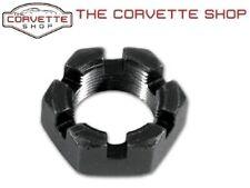 C2 C3 Corvette Rear Wheel Spindle Castle Nut 3/4-20 1963-1982 32873