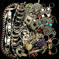 Jewelry Lot - No Reserve Over 370 Gross Grams 0.925/Sterling Silver