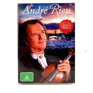Andre Rieu Live in Maastricht (DVD, R0, 2012)