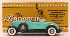 Brooklin 1/43 Scale BRKFS02  - 1931 Studebaker President 1 Of 900 2-Tone Green