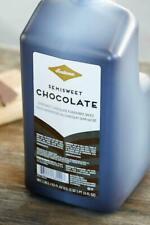 Fontana by Starbucks Semi Sweet Chocolate Sauce - best by 4/20/20