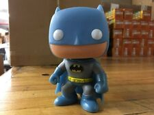 "FUNKO POP! DC Comics #01 BATMAN Special Blue ""Glow In The Dark"" Costume *NO BAG*"