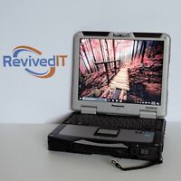 Refurbished Panasonic Toughbook CF-31 - i5 2.6GHz, SSD, 16GB Mem, Military Grade