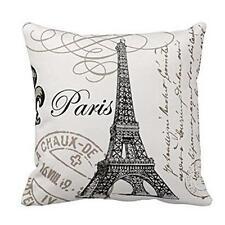 Fashion Tower Pillow Case Sofa Waist Throw Cushion Cover Office bed Home Decor