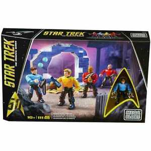 MEGA BLOKS Mattel STAR TREK LE GARDIEN DE L'ETERNITE DPH79 neuf
