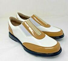 New Sandbaggers Allison Ginger Women's Golf Shoes Size 8.5