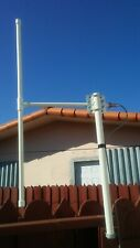 DOUBLE BAZOOKA ANTENNA FOR THE 1.25 METER AMATEUR BAND (222 to 224 Mhz)