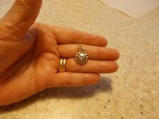 New listing Michael Anthony 14K Yellow and White Gold Sun Charm