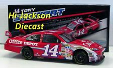TONY STEWART 2009 #14 OLD SPICE NASCAR DIECAST RACE CAR 1/24