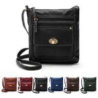 NEW Women PU Leather Shoulder Bag Hobo Satchel Crossbody Bag HandBag Tote Purse