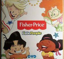 Fischer-Price Little People DVD NEU