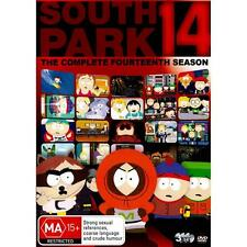 SOUTH PARK : SEASON 14 : NEW DVD