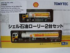 Tanklastwagen Shell, Spur N Modell, Tomytec / Faller 975848, Auto 1:160