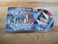 CD Indie Cherry Overdrive - Clear Light! (12 Song) Promo HEPTONE REC cb