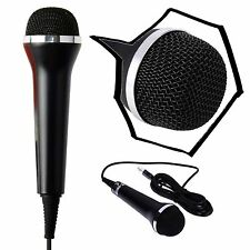 3M Universal USB Audio Microphone Mic for PS4 Slim Pro PS3 Xbox One S 360 Wii