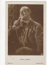 Harry Liedtke Actor Vintage RP Postcard 153a