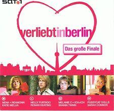 Verliebt in Berlin - 2 CDs -Rosenstolz Nena Naidoo Juli Depeche Mode Toten Hosen