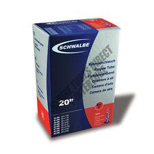 "20 ""x 1,75 / 2,50 - Schwalbe BMX 2.50-6 SV7 Presta Valvola-Rrp £ 8.99 [ s19-1 ]"