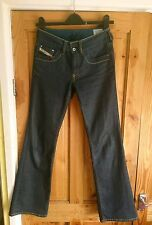 DIESEL RONHAR 008AA Stretch Bootcut Ladies Jeans W26 L30  EXCELLENT cond