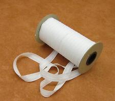 100m Kräuselband weiß 22mm Gardinenband Faltenband Reihband Meterware Gardinen