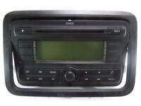 SKODA FABIA II 06-14 RADIO CAR AUDIO AUTORADIO 5J0035161A