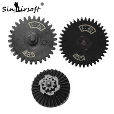SHS 32:1 Helical Super Torque Gear Set For Ver.2 / 3 AEG Airsoft Gearbox 3rd Gen