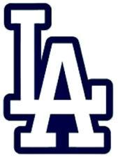 20 water slide nail decals DIY Manicure LA Dodgers Baseball Logo #2 Trending