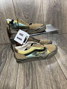 Mens Vans MoMA Old Skool Twist Salvador Dali Skate Shoes #VN0A4UUI21Z Size 3.5
