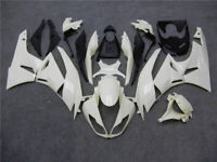Unpainted ABS Fairing Kit Fit For 2009-2012 Kawasaki Ninja ZX6R ZX-6R 636 10 11