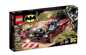 LEGO Super Heroes DC  - Batman™ Classic TV Series Batmobile™ - 76188 - BNISB